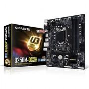 GIGABYTE GA-B250M-DS3H LGA1151 Intel Micro ATX DDR4 Motherboard