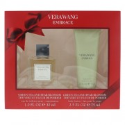 Vera Wang Embrace Green Tea and Pear Blossom Gift Set: EdT 30ml+Body Lotion 75ml