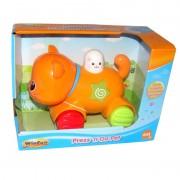 Yes Toys Gatinho Deslizante Com Luz e Som Ref:9441