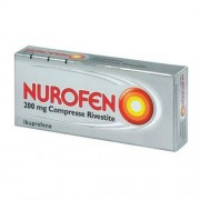 Reckitt Benckiser H.(It.) Spa Nurofen 200 Mg 24 Compresse Rivestite