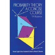 Probability Theory: A Concise Course, Paperback/Y. a. Rozanov