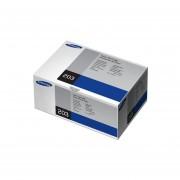 Cartucho de Tóner Samsung 203, Negro, Modelo, MLT-D203S. SU912A