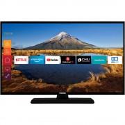 """Telefunken D39F446A LED televizor 98 cm 39 """" ATT.CALC.EEK A+ (A++ - E) DVB-T2, DVB-C, DVB-S, Full HD, Smart TV, WLAN, CI+ Crna"""