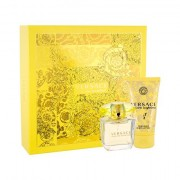 Versace Yellow Diamond confezione regalo Eau de Toilette 30 ml + lozione per il corpo 50 ml da donna