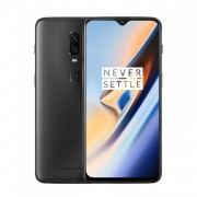 OnePlus 6T A6010 8GB/128GB 4G Dual Sim SIM FREE/ UNLOCKED - Midnight Black (Flashed OS)