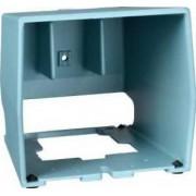 Capac dublu de protecție pentru întreruptor metalic albastru cu pedală - Comutator de picior - Harmony xpe - XPEZ921 - Schneider Electric