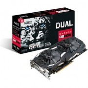 VGA Asus Radeon AREZ-DUAL-RX580-O8G