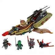 LEGO Ninjago Destiny's Shadow 70623