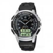 Casio WS-300-1BVSDF analogico digital reloj deportivo - negro (sin caja)