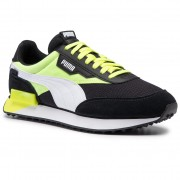 Sneakers PUMA - Future Rider Neon Play 373383 01 Puma Black/Fizzy Yellow