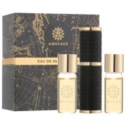 Amouage Reflection eau de parfum para hombre 3 x 10 ml (1x recargable + 2x recarga)
