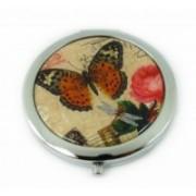 Zrcátko hnědý motýl 8027-4 8027-4