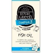 Royal Green Omega 3 (halolaj) kapszula 60db