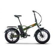 Pedelec elektromos kerékpár RKS RS-III