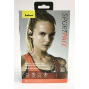 Jabra Sport Pace Wireless Bluetooth Stereo Headphones for Fitness -...
