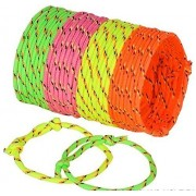 Friendship Bracelets - 144 Piece - Four Neon Colors Pink, Green, Orange And Yellow For Girls, Party Favors, Goody Bag, Birthday Parties, Summer Camp Programs , Durable , Adjustable - By Katzco