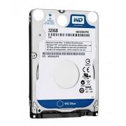 WD 3200LPVX Disco Duro Sata 3 para Notebook, 320 GB