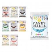 Cake Supplies Candy Melts de colores - Wilton - 340 g - Color Rosa fuerte