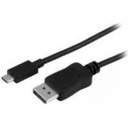 Startech 6 feet/1.8m Usb-c To Displayport Adapter Cable - 4K At 60 Hz