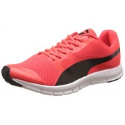 Puma Flexracer Men's Red and Blast Black DP Sneakers -6 UK/India (39 EU)