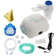 Aparat aerosoli 3A Health Care Turboneb PRO nebulizator masca copii reglabila furtun 6 m alimentator auto