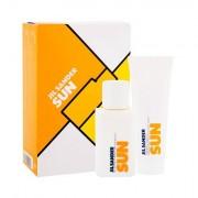 Jil Sander Sun confezione regalo Eau de Toilette 75 ml + doccia gel 75 ml da donna