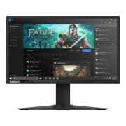 LENOVO Computerscherm Y27G Razer Edition 27'' Full-HD LED Curved (65C1GAC1EU)