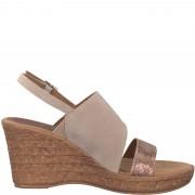Sandale Dama s.Oliver 5-28300-20 Roz metalic