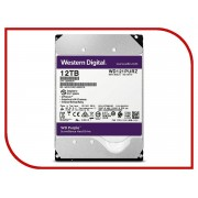 Жесткий диск Western Digital WD Purple 12 TB (WD121PURZ)