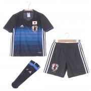【SALE 50%OFF】アディダス adidas ジュニア サッカー/フットサル ライセンスシャツ 日本代表 ホーム ミニキット AA0303