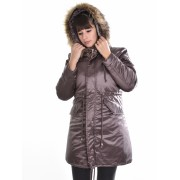 Mayo Chix női kabát NESTIE m2017-2Nestie/barna