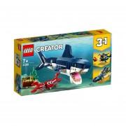 CRIATURAS DEL FONDO MARINO - LEGO CREATOR 31088
