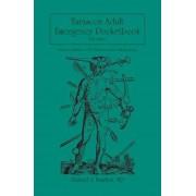 Tarascon Adult Emergency Pocketbook, Paperback