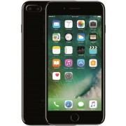 "Telefon Mobil Apple iPhone 7 Plus, Procesor Quad-Core 2.23GHz, LED-backlit IPS LCD Capacitive touchscreen 5.5"", 3GB RAM, 32GB Flash, Dual 12MP, Wi-Fi, 4G, iOS (Jet Black) + Cartela SIM Orange PrePay, 6 euro credit, 4 GB internet 4G, 2,000 minute nationale"