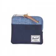 Malá peněženka Herschel Johny modrá
