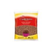 Confeito Chocolate Escamas Crocante 500g - Harald