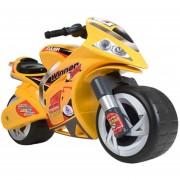 Moto Correpasillos Electrico Niños Winner Amarilla Injusa