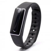 HR02 Multifuncional Bluetooth Smart Watch Monitor de ritmo cardiaco - Negro