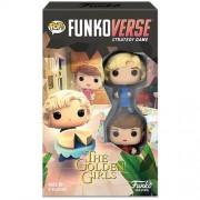 Funkoverse Juego de Mesa Funko Pop! - Funkoverse: Las Chicas de Oro - Pack Expansión
