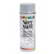 Vopsea spray V. WELL RAL7001 gri deschis c. VW70010, 400ml