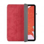 Comma Pouzdro / kryt pro iPad Pro 11 - Comma, Leather Case Red (Pencil Slot)