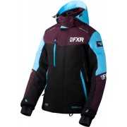 FXR Renegade FX Ladies Jacket Black Blue S M