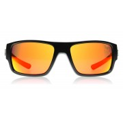 Cebe Whisper Sunglasses Matte Black / Orange CBWHISP5 57mm
