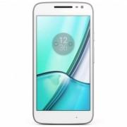 """Motorola XT1602 Moto G Play (4th Gen.) - 5"""" Quad-Core, Dual SIM, 16GB, 2GB, 4th LTE - Alb"""