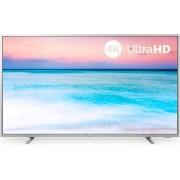 Philips 55pus6554 Tv Led 55 Pollici 4k Ultra Hd Dvb T2/s2 Smart Tv Android Tv Hdr Wifi Colore Nero - 55pus6554 Serie 6500 (Garanzia Italia)
