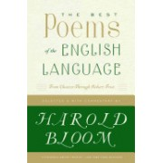 Best Poems of the English Language - From Chaucer Through Robert Frost (Bloom Prof. Harold)(Paperback) (9780060540425)