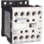Segédkontaktor - 660V, 50Hz, 12A, 5,5kW, 230V AC, 4xNO TR1K1204 - Tracon