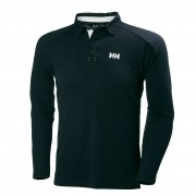 Helly Hansen hombres Hp Shore Long Sleeve Rugger Performance Wicking Azul marino S