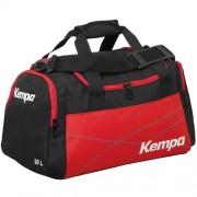 Kempa Sporttasche TEAMLINE - schwarz/rot | L