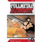 Fullmetal Alchemist, Vol. 4 (Arakawa Hiromu)(Paperback) (9781591169291)